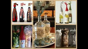 Milk Bottle Decorating Ideas 100 Christmas Bottle Decorating Ideas YouTube 59