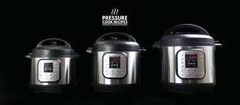 Pressure Cooker Comparisons Instant Pot Mini Side By Side