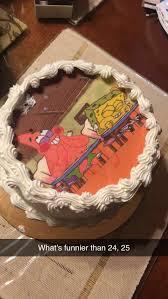 the best 25th birthday cake happy