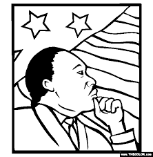 Small Picture Martin Luther King Online Coloring Page