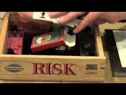 Risk Board Game Wooden Box Beauteous RISK NOSTALGIA WOODEN EDITION BOARD GAME UNBOXING YouTube