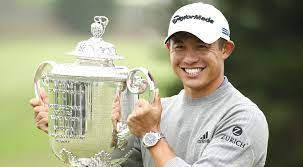 Collin Morikawa comes of age at the PGA ...