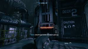 batman arkham origins walkthrough Batarang Fuse Box you'll come up to the pump entrance room you'll pass thru a metal gate, go ahead and pull down the weak roof and go up there there's a fuse box and batarang fuse box