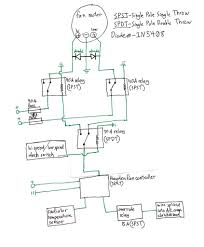 Automotive electric fan relay wiring diagram with ex le images