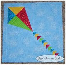 four patch kite | Paper piecing patterns, Kites and Paper piecing & Apple Avenue Quilts: Free 2012 Block of the Month - Free Kite pattern Adamdwight.com
