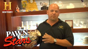 Pawn Stars: How To if <b>Silver</b> is Fake or <b>Real</b>? | History - YouTube