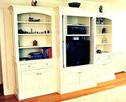 Wall Mounted Media Cabinet Cool  Living Room   U8