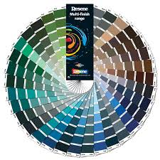 New Rainbow Of Hues For Resene Total Colour System Eboss