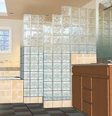 seattle glass block offers 3 d design service to help with your glass block shower