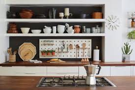 this chef s edition pegboard is perfect for positioning above your main work area so everything you