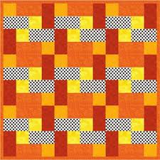 Free Easy Quilt Patterns Magnificent Free Beginner Quilt Patterns Archives FabricMomFabricMom