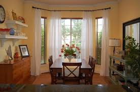 how to hang net curtains on upvc bay windows curtains ds bay window curtain rods target
