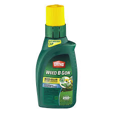 Image For Lawns Ortho Weed B Gon Weed Killer For Lawns Concentrate2 32 Oz 16 000 Sq Ft