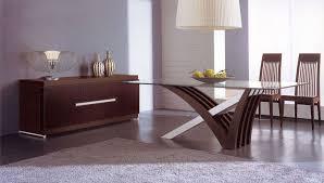 mirage contemporary italian made elegant interni dining set