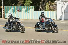 2018 honda valkyrie. Perfect Valkyrie Honda Valkyrie Vs Triumph Rocket III Roadster  Review And 2018 Honda Valkyrie T