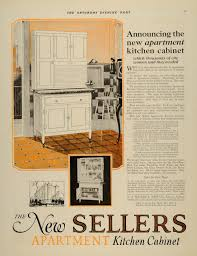 Sellers Kitchen Cabinet Other Advertising Tagged Sep4 Period Paper