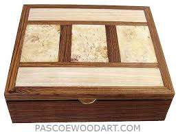 Document Boxes Decorative Handcrafted Large Wood Box Large Decorative Keepsake Box Or 28