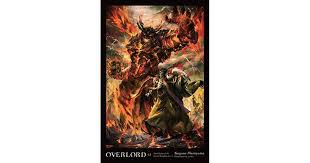 overlord vol 13 light novel