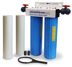 Whole House Water Filter Systems POE Water Filtration Applied