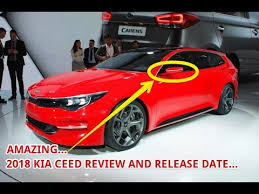 2018 kia ceed. perfect kia 2018 kia ceed review u0026 price for kia ceed 1