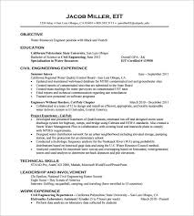Resume Objective Civil Engineer 100 Civil Engineer Resume Templates Free Samples PSD Example 48