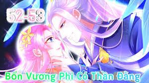 Truyện Tranh Bổn Vương Phi Có Thần Đằng - Chap 52-53 - YouTube