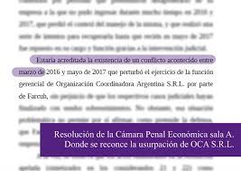 Patricio Farcuh - La falta de seguridad jurídica permitió...