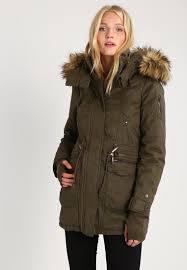 khujo chevril winter coat olive women clothing coats khujo parka for