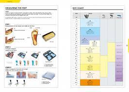 Sidas Ss17 Size Chart Sidas Uk Limited