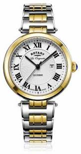 rotary watches official uk retailer first class watches rotary w s lucerne two tone silver gold lb90188 01 l