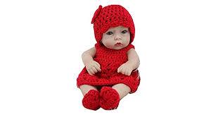 <b>NPKDOLL Silicone</b> Simulation <b>Baby Doll</b> Full Plastic Girl Birthday ...