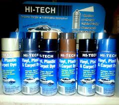 Carpet Dye Hi Tech Carpet Dye Spray