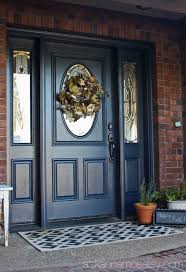 Small Picture Best 25 Painted exterior doors ideas on Pinterest Painting
