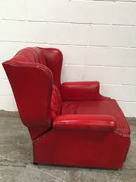 red leather reclining sofa. Full Size Of Chair S Red Leather Recliner Original Chesterfield Aherns Furniture Brown Small Recliners For Reclining Sofa