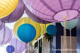 mardi gras new year s eve party decorations