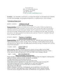 Sample Resume For Cashier In Restaurant Cashier Job Duties For