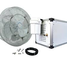 fan misting system outdoor high pressure misting fan fan misting systems diy misting fan system