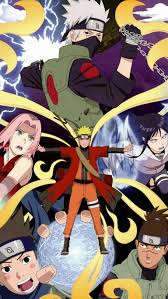 Naruto Team Android wallpaper - Android ...