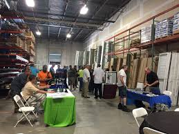 dealers learned more about amarr garage doors at our open house in kansas city on july