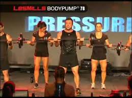 les mills bodypump 78 fooe from