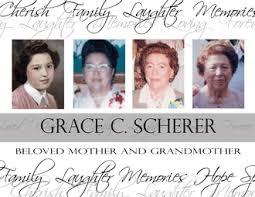 Grace Scherer   Ballard-Sunder Funeral & Cremation