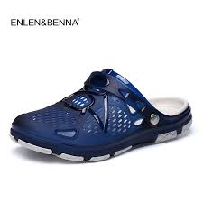<b>Men Sandals</b> 2018 <b>New Summer</b> Style <b>Men</b> Beach Shoes Hollow ...