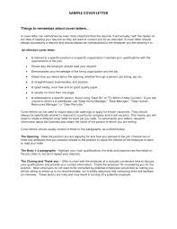 What Goes Into A Cover Letter For A Resume Cover Letter Resume