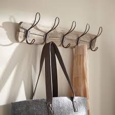 Home Goods Coat Rack Awesome Barnwood Coat Hooks Birchlane Wood Might Be Similar To The Home