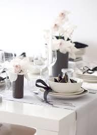 white table settings. By Mia White Table Settings .