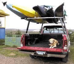 CastleCraft Boat Racks for Trucks | Canoe Truck Rack | Kayak Pick up ...