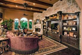 tuscan style living room living room with dark wood flooring tuscan style living room decorating ideas