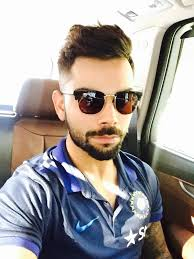 New Hairstyle 49 Wonderful PHOTO Virat Kohli Dons A New Look Ahead Of ICC World T24 2416