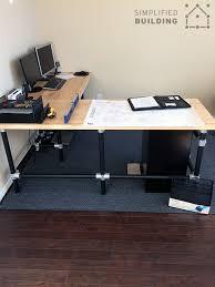 corner desk diy. Plain Diy Butcher Block Corner Desk DIY Desk And Diy S