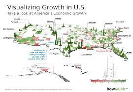 Growing And Shrinking Visualizing The U S Growing And Shrinking Economies In A